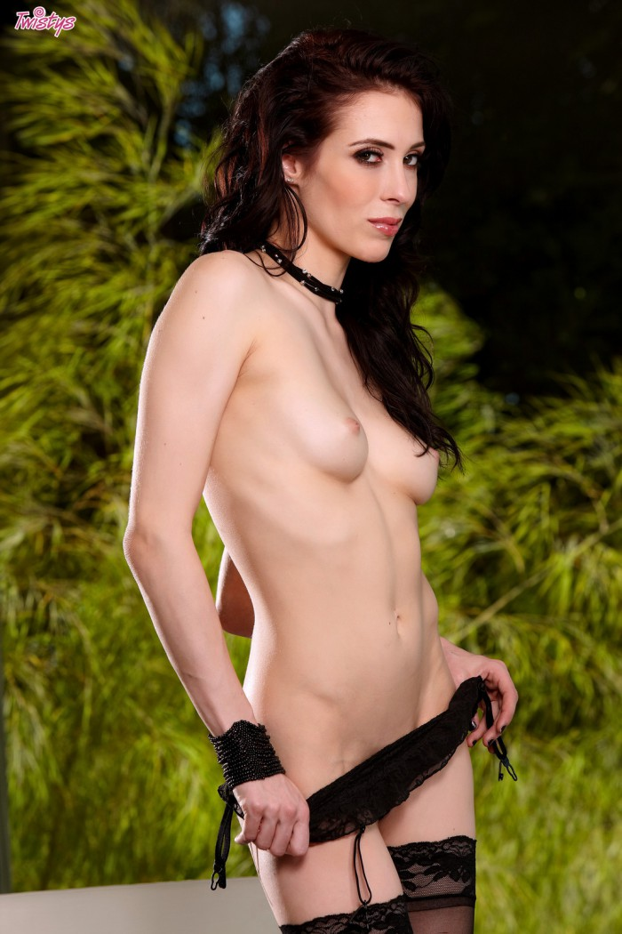 Aiden Ashley Topless